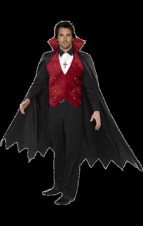 Vampyrdräkt