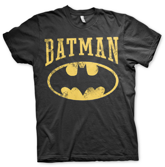 Vintage Batman T-Shirt (Black)