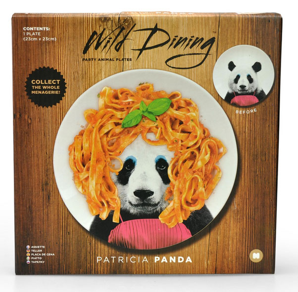 Wild Dining - Tallrik