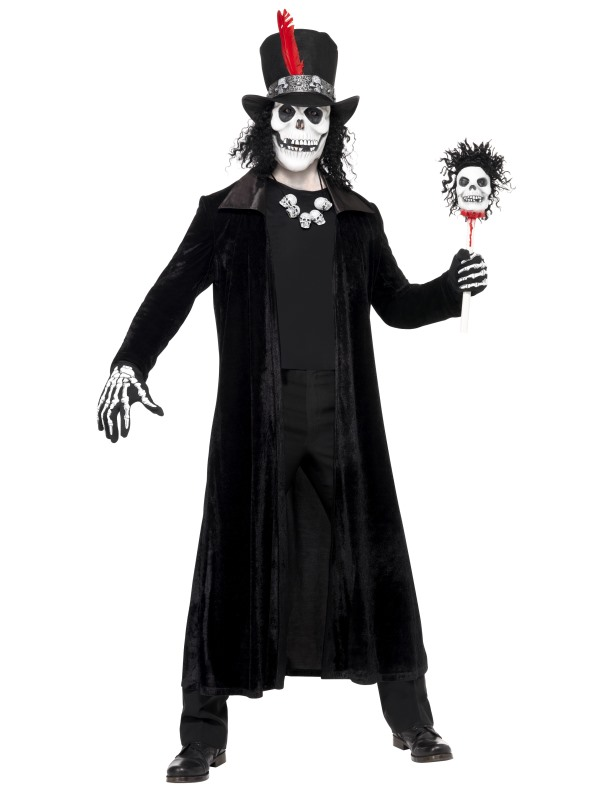 Voodoo Man Maskeraddräkt